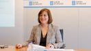 En la imagen, Susana López Abella, que participará en la inauguración de la jornada