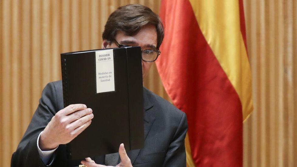El Congreso debate y vota la nueva prórroga del estado de alarma.Pedro Sánchez, en el Falcon