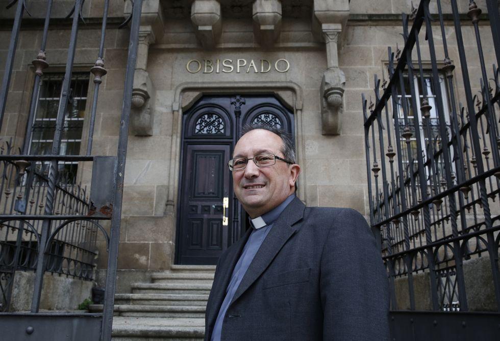 Para Bieito Romero, que fai bandeira das orixes, tocar en Ourense é facelo na casa<span lang= es-es > </span>