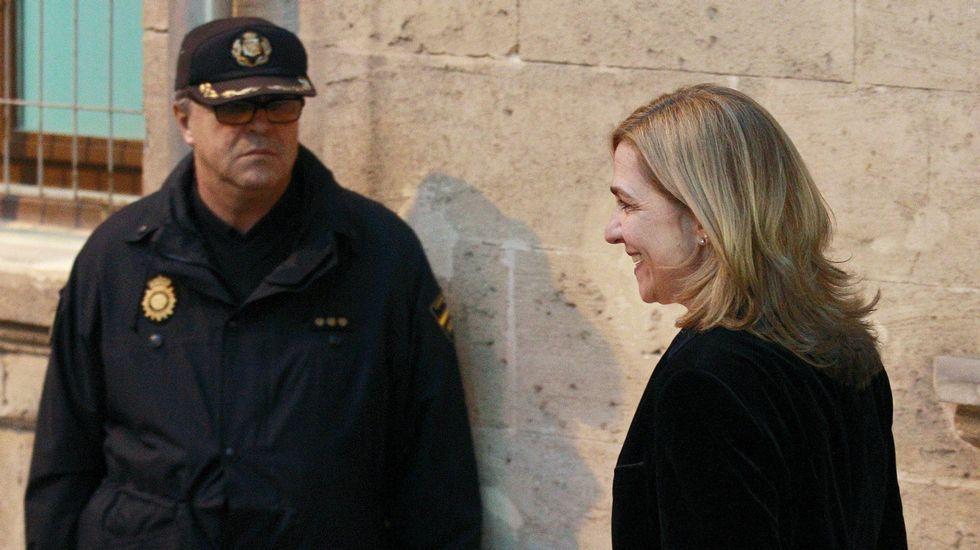 El Supremo confirma la prisión para Iñaki Urdangarin con una rebaja de cinco meses.Jaume Matas