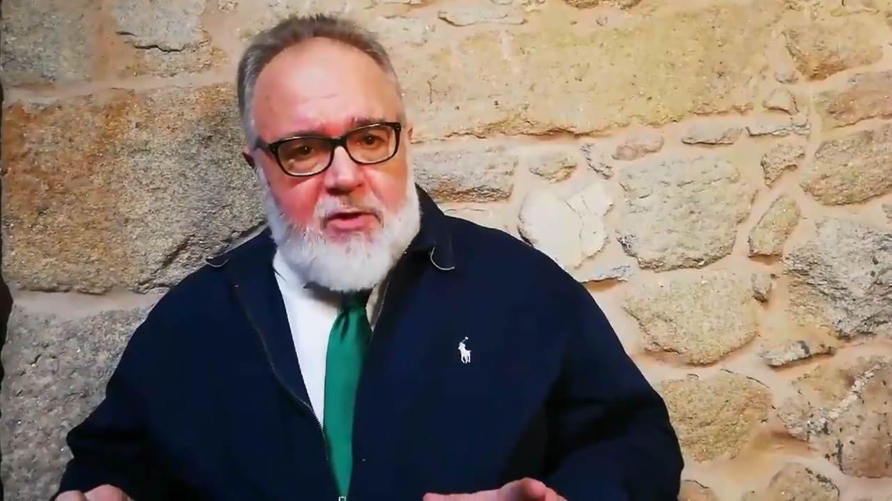 Juan Cividanes, director del Igape