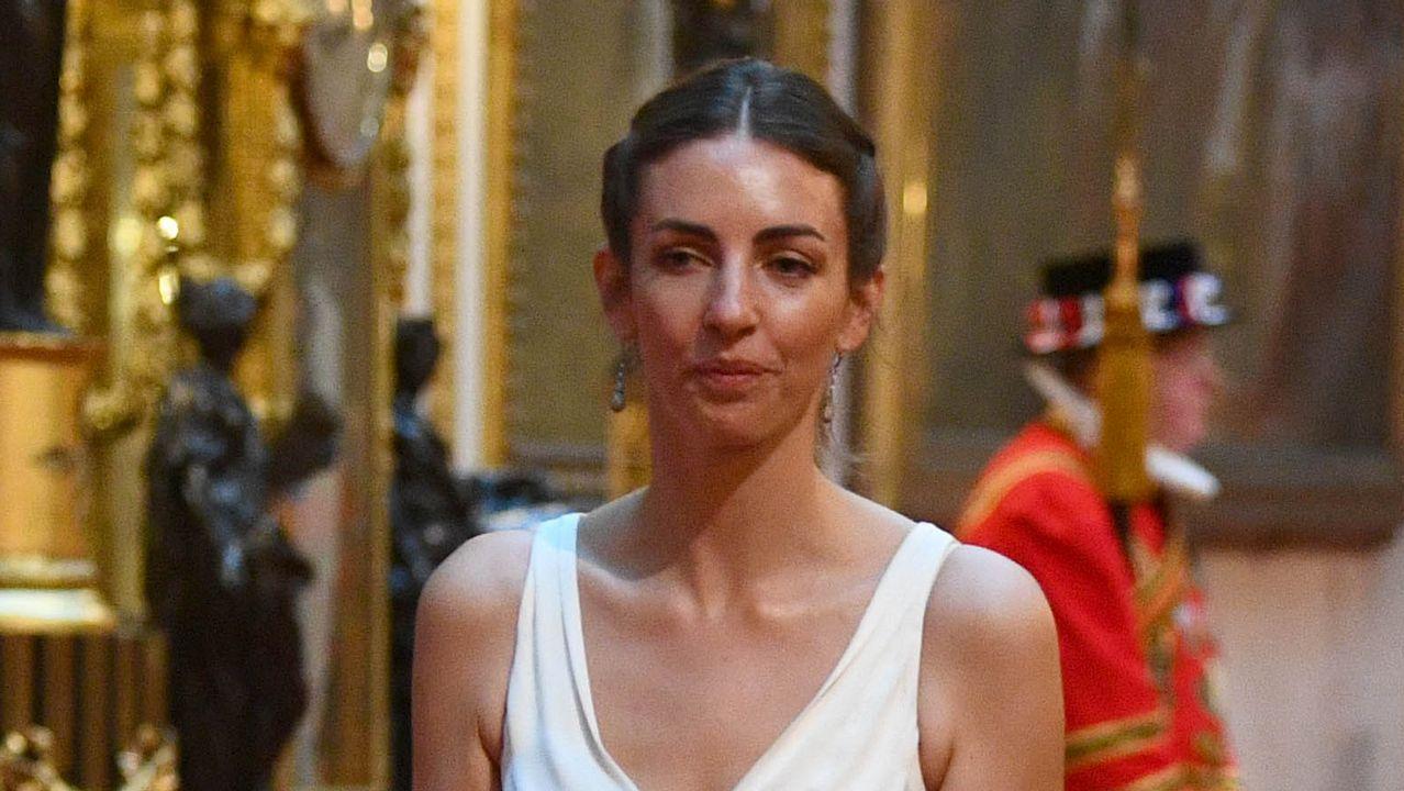La reina Isabel II abre Buckingham Palace a Donald y Melania Trump.TIROLINA EN MALPICA
