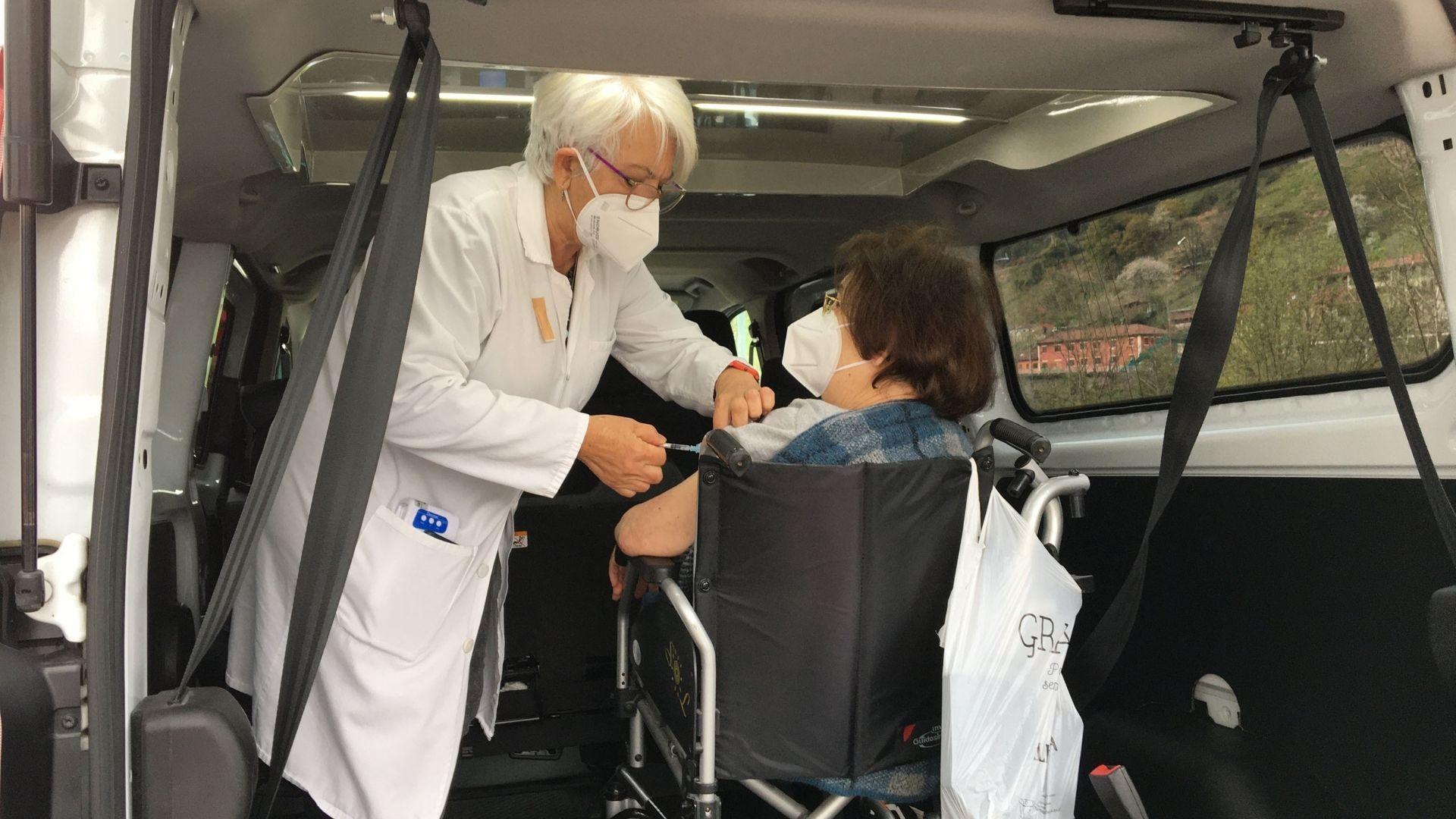 vacunas vacunacion asturias.Vacunación en el área sanitaria VII