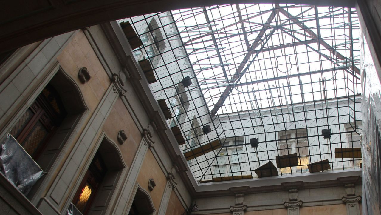 El Museo del Prado es uno de los más visitados de Madrid
