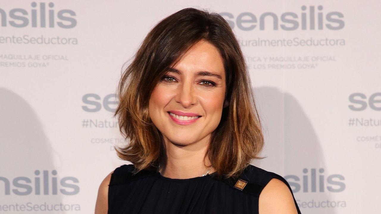 La periodista, escritora y presentadora Sandra Barneda (Barcelona, 1975)