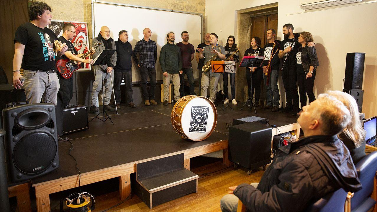 Celebraciones en Galicia.«Fariña» llega el viernes y el sábado al auditorio Gustavo Freire