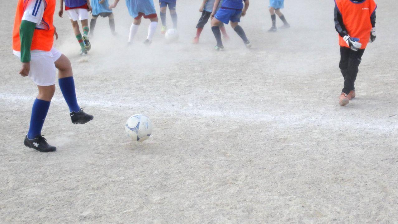 Primer partido: Deportivo VS Deportivo