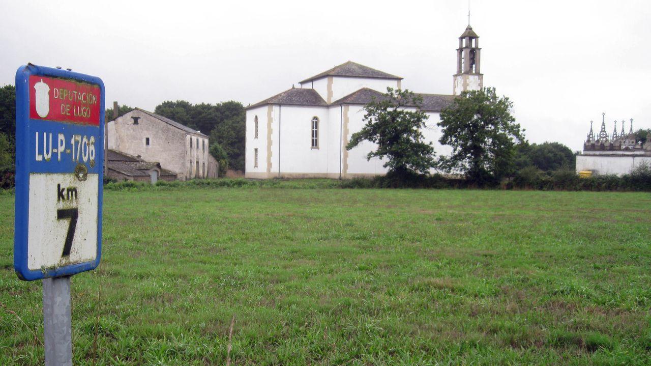 Hallazgos arqueológicos romanos en el rural lucense.En la parroquia de Triabá (Castro de ReI) han comenzado los trámites de la concentración parcelaria