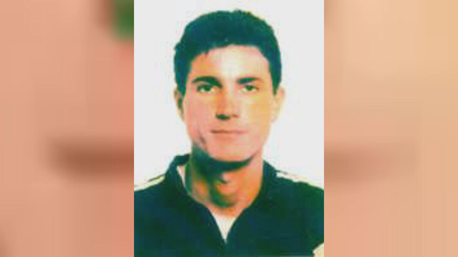 Antonio Anglés lleva 28 años en paradero desconocido