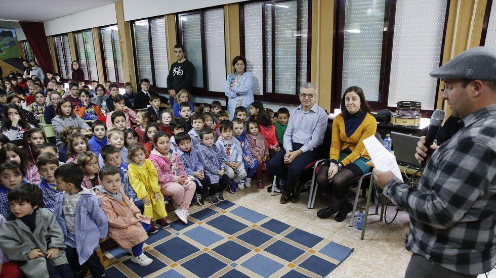 El colegio de Cea será objeto de una reforma integral