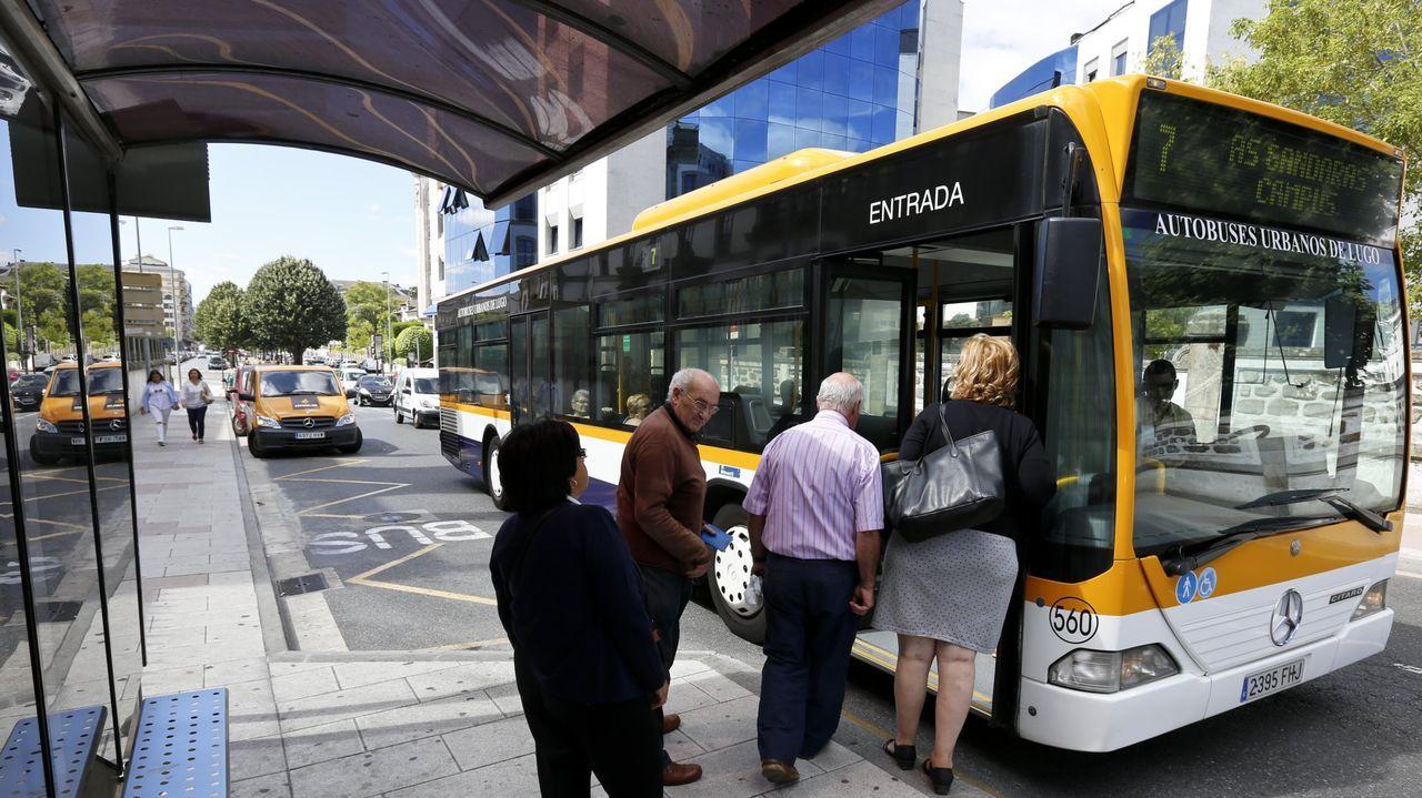 En el 2016 se adjudicó la actual concesión de autobuses