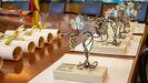 Premios que se entregarán el la edición de este año del Festa do Viño do Condado do Tea
