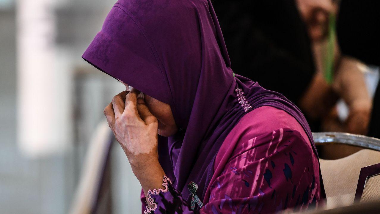 La madre de una de las pasajeras del vuelo MH370 de Malaysia Airlines