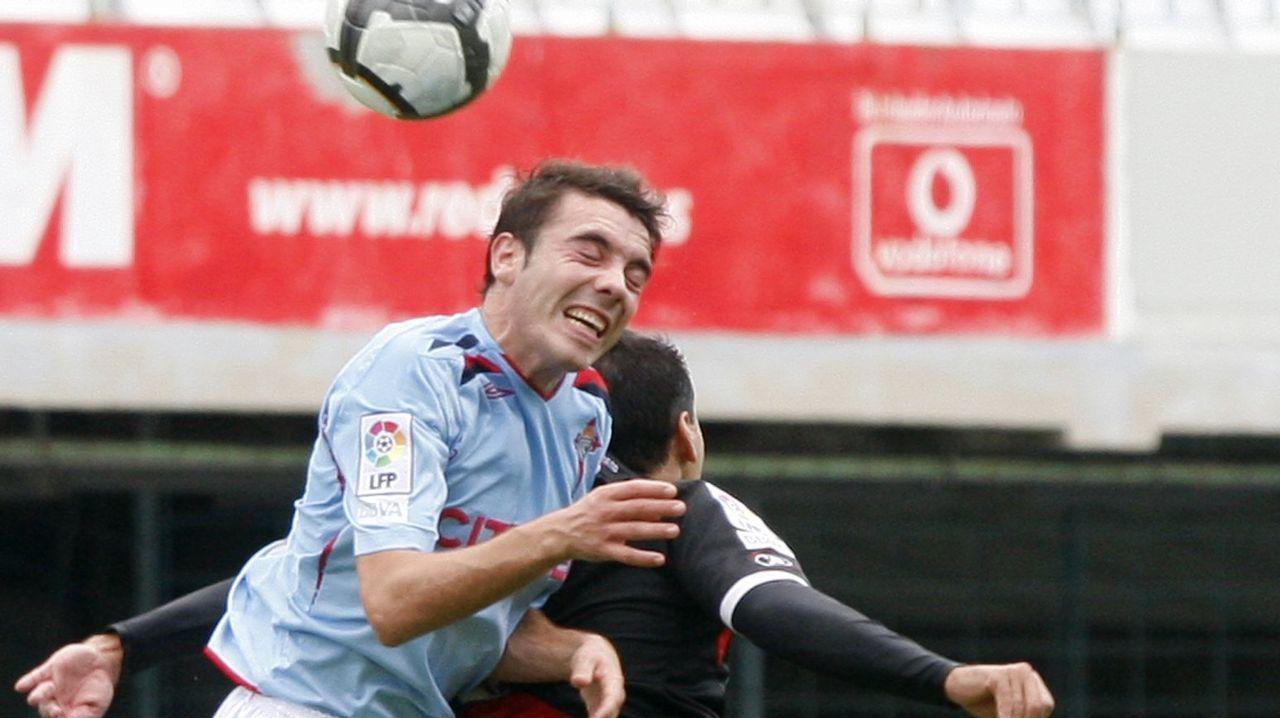 14 - Celta-Rayo (0-0) el 25 de octubre del 2009