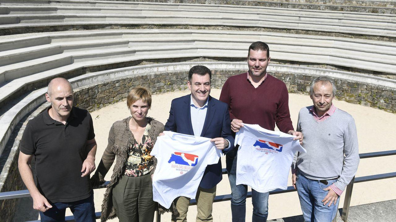 El stand de Central Lechera Asturiana e IGP Ternera Asturiana, que llevarán a toda España el Auténtico Cachopo Asturiano