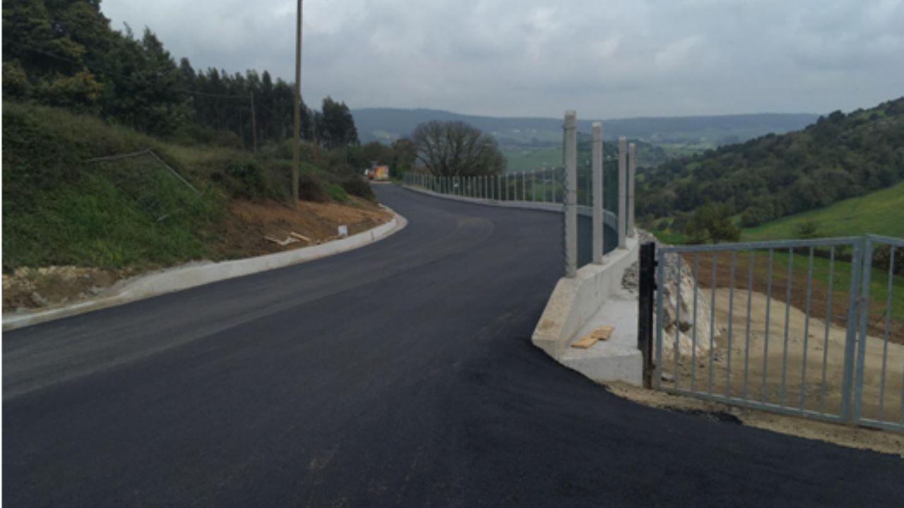 La carretera de Batiao, reparada
