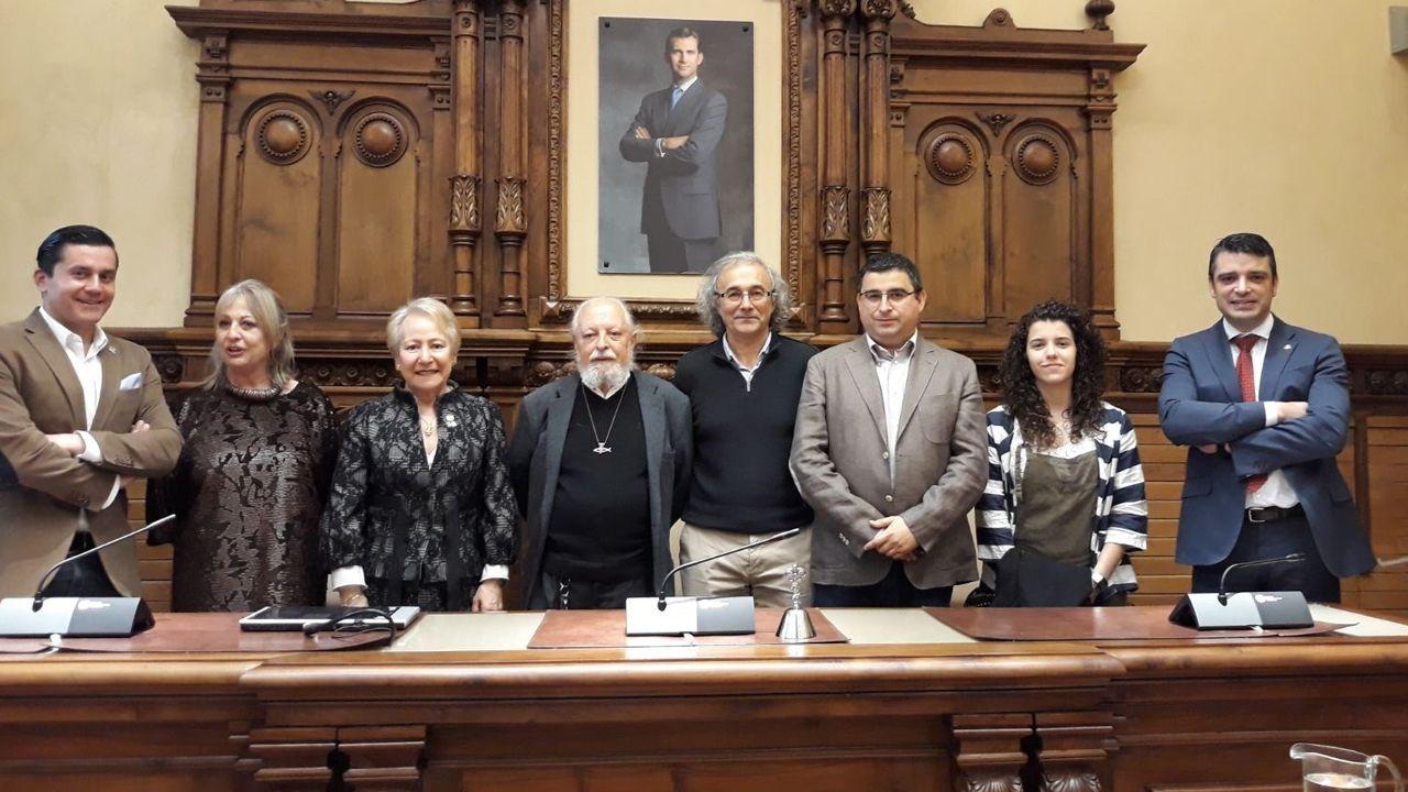 Reunión de la Junta Local de Seguridad en Gijón