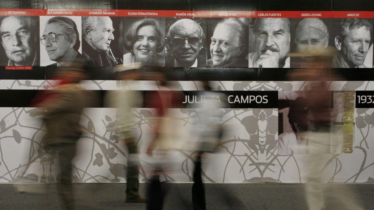 La Feria Internacional del Libro (FIL) de Guadalajara, estado de Jalisco (México)