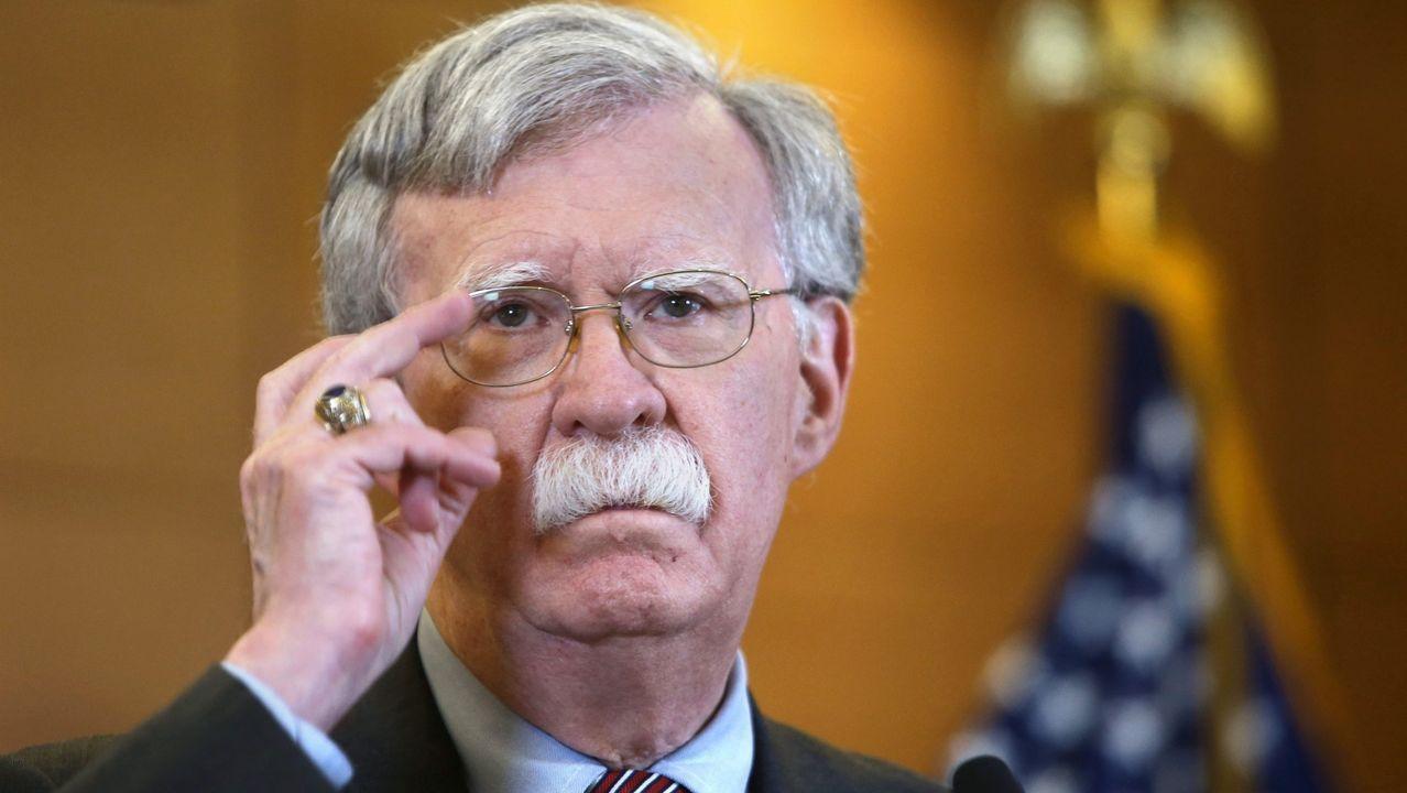 John Bolton, exasesor de seguridad nacional de la Casa Blanca