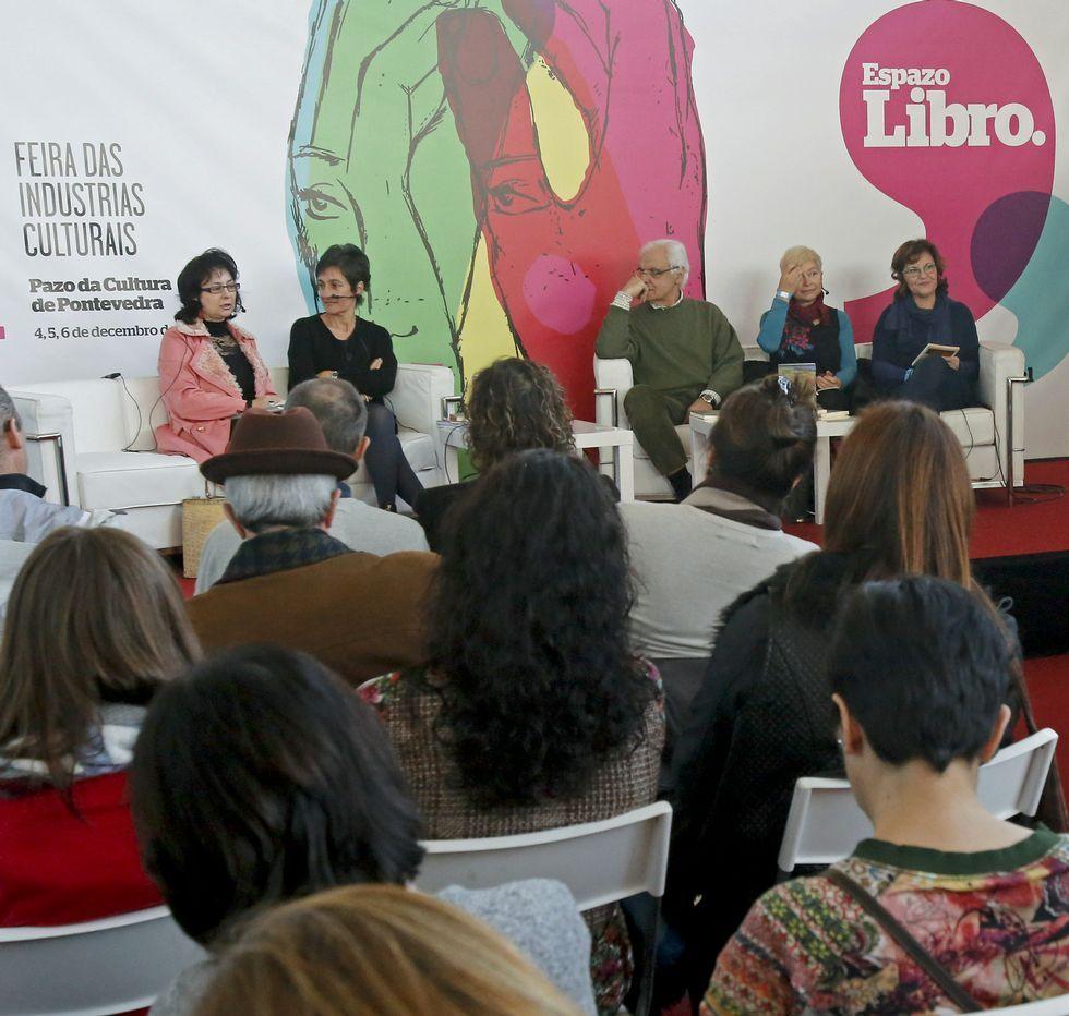 Autores, editores e lectores lembraron a Neira Vilas
