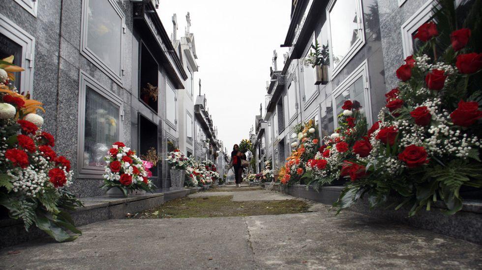 Imágenes que dejó la festividad de Santos en el sur lucense.Santa Cristina, en Parada de Sil