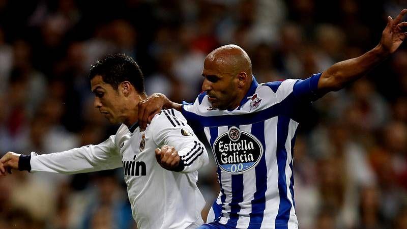 Las imágenes de la jornada 10 de Primera División.Cristiano Ronaldo y Welbeck, goleadores