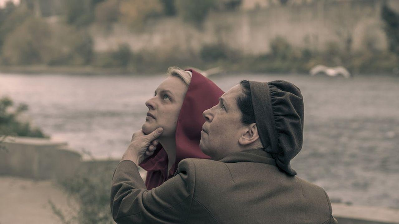 Carice Van Houten interpreta a Melisandre