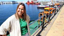 La exdiputada de Cs por Pontevedra, Beatriz Pino