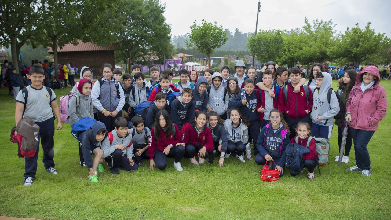 ¡La clausura de Ecovoz en Cerceda en imágenes!.Grupo Solo Voces