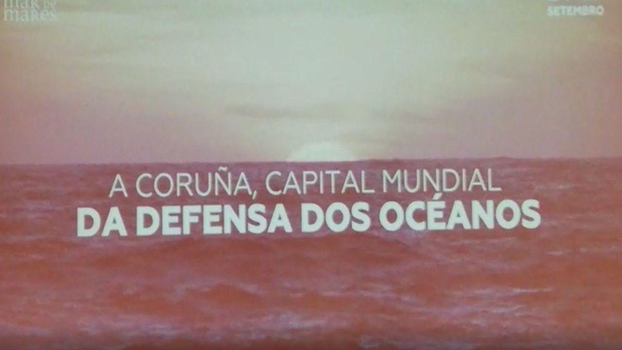Presentación del Festival Mar de Mares.La carrera ENKI por la integración se celebrará este año de forma virtual en los hogares de los participantes
