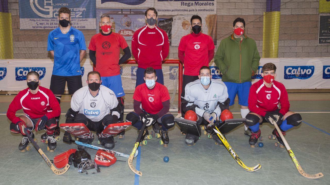 Campo de hockey de Mariñamansa