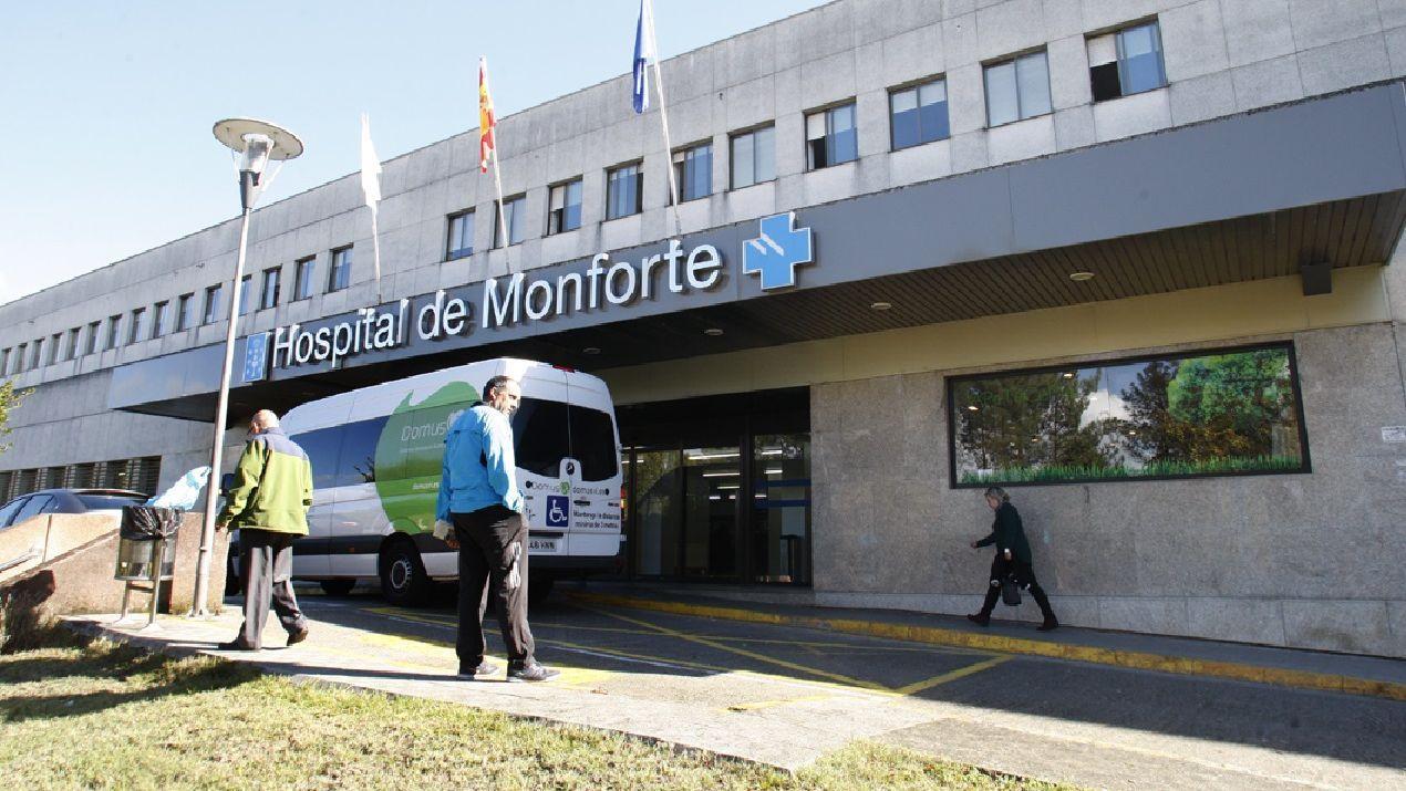Durante el año pasado ingresaron en el hospital comarcal un total de 4.709 pacientes