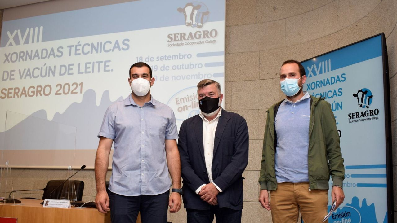 La presentación de las jornadas tuvo lugar en la sede de la Diputación lucense