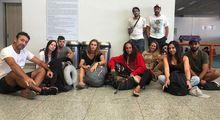 Gallegos atrapados en Filipinas por la cancelación de vuelos