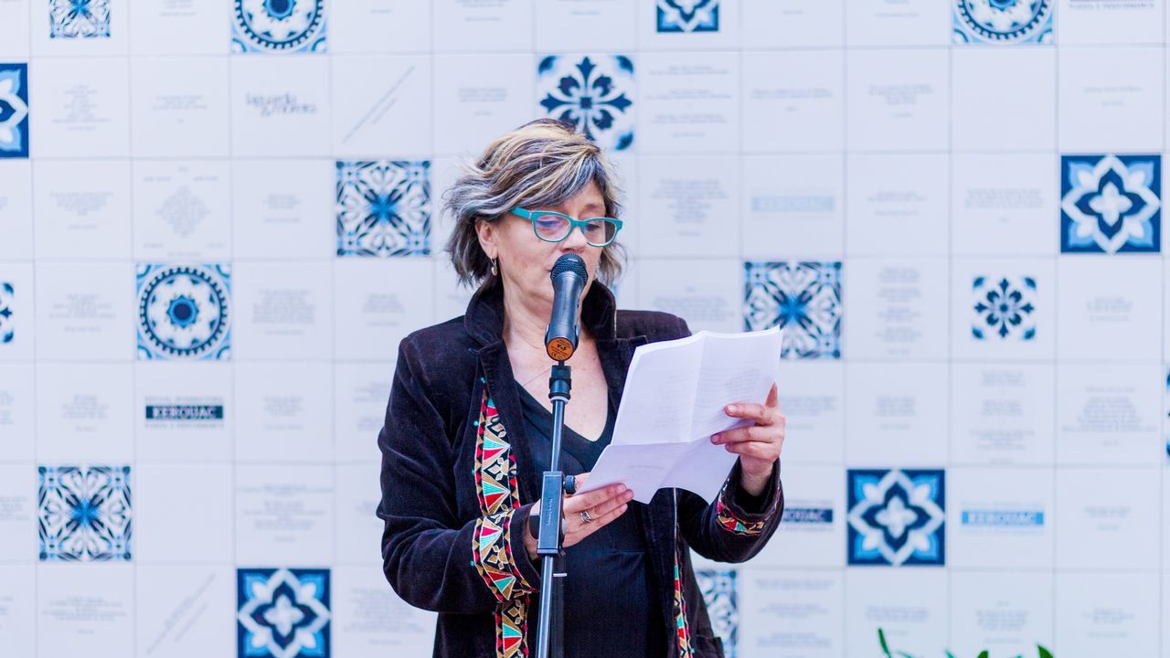 14 carrera femenina El Corte Ingles .Minerva Fernández