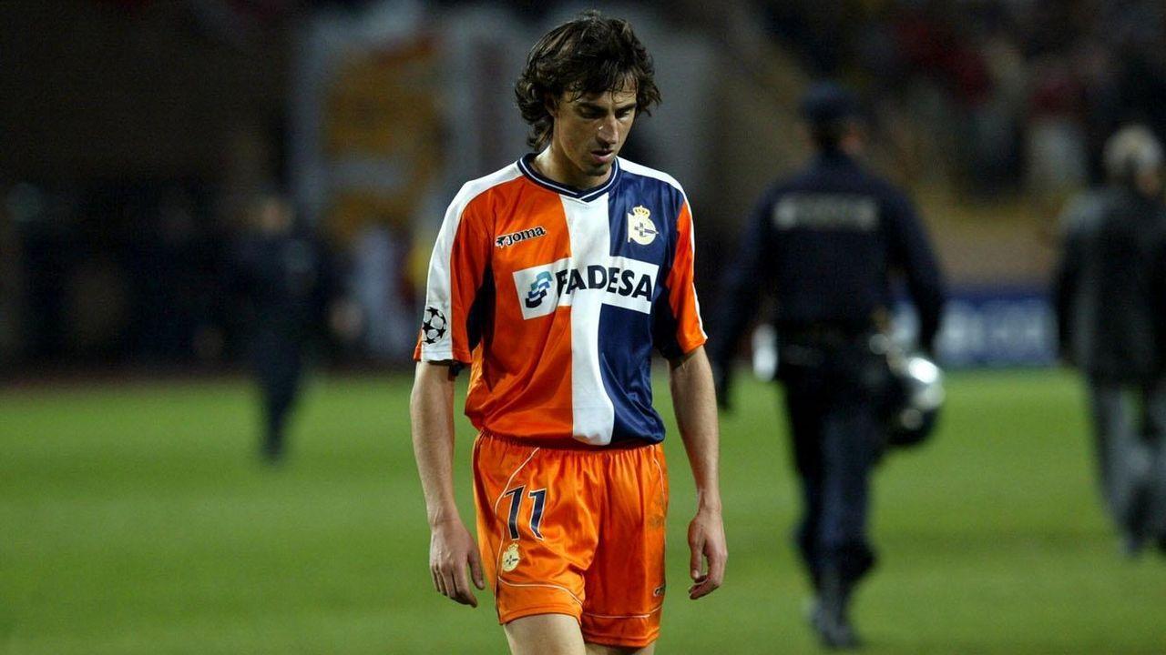 El Deportivo - Osasuna en imágenes