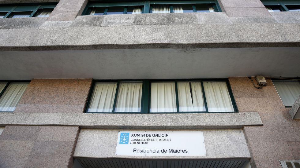 Residencia de mayores de Ribeira