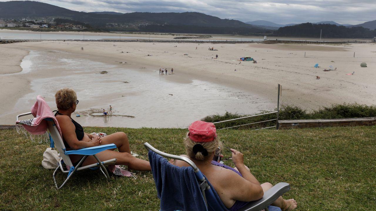 Playa de Barraña, Boiro