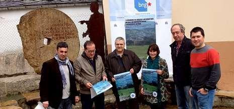 Presentación onte en Mondoñedo das Xornadas de Análise do BNG que terán lugar este sábado.