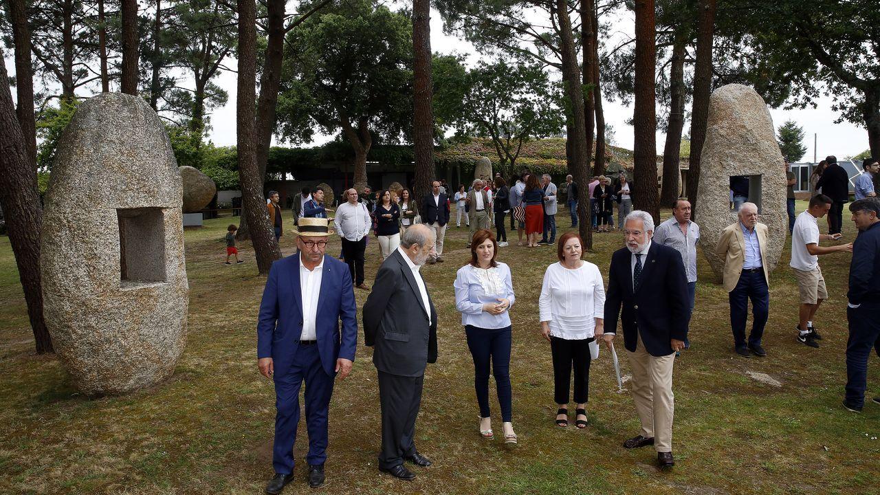 Álvaro Siza recoge el premio de la Fundación Manolo Paz