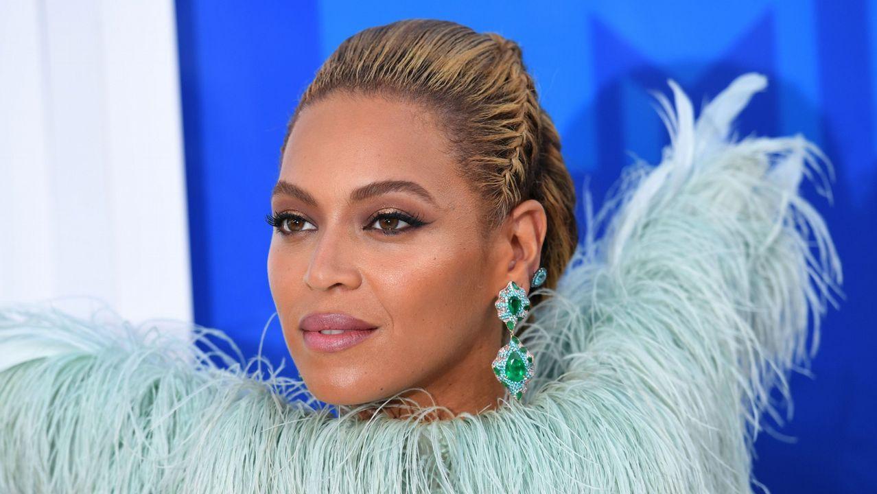 El encuentro entre Meghan Markle y Beyoncé.Pablo Moro en el videoclip del tema «Gente feliz»