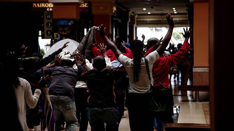Masacre en el tiroteo de Nairobi