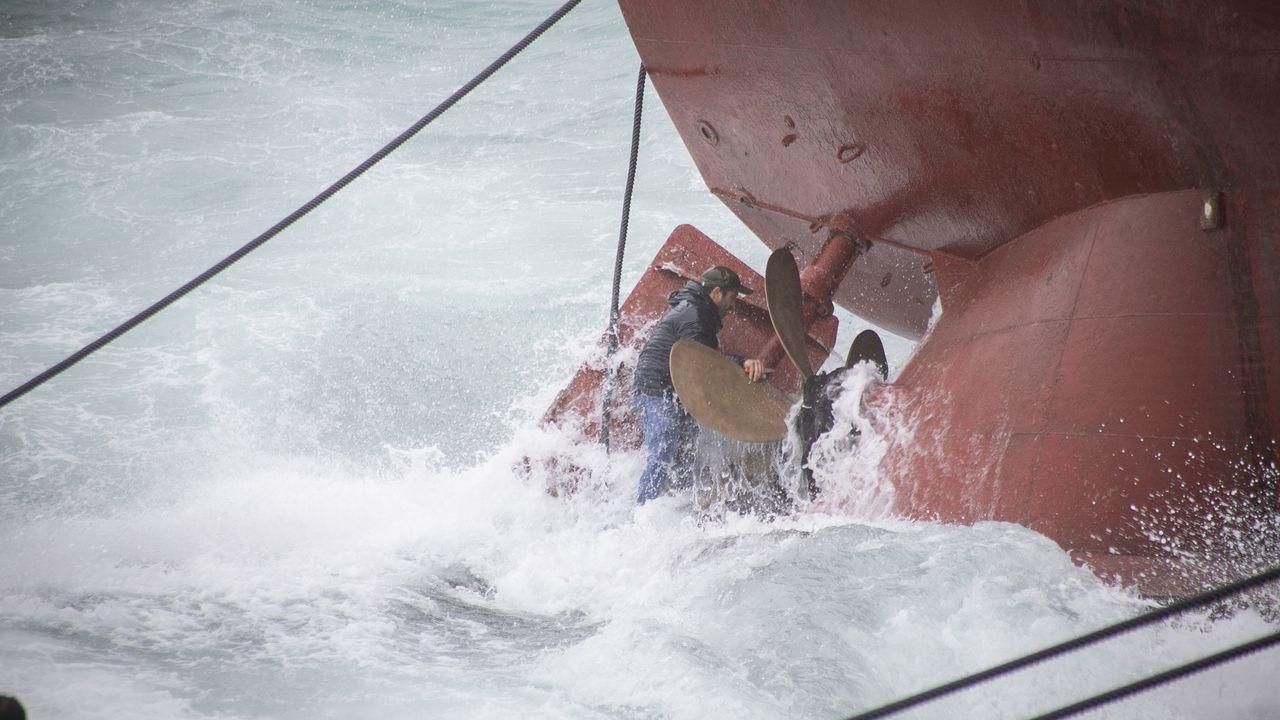 El cerquero Divina del Mar, en una imagen de archivo