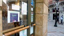 Un comercio minorista de Gijón