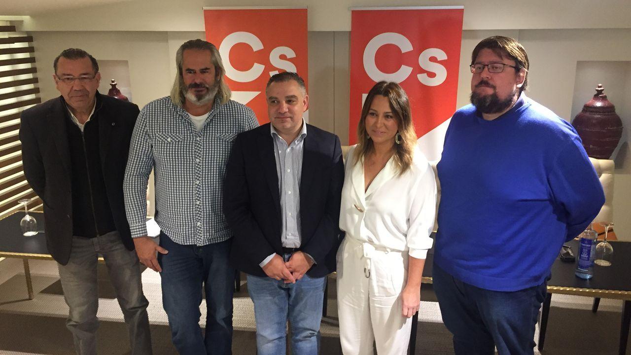 La encuesta del CIS da entre 133 y 150 escaños al PSOE.Inés Arrimadas, portavoz de Ciudadanos