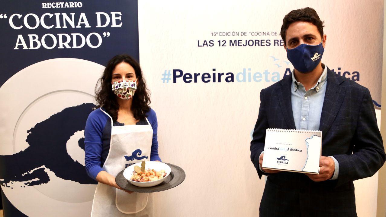 El recetario de Pereira también es calendario
