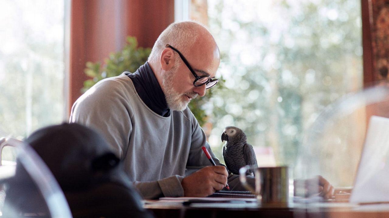 El escritor y publicista Miguel Conde-Lobato