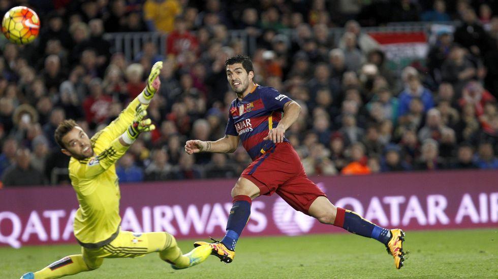 FC Barcelona - Celta, en imágenes
