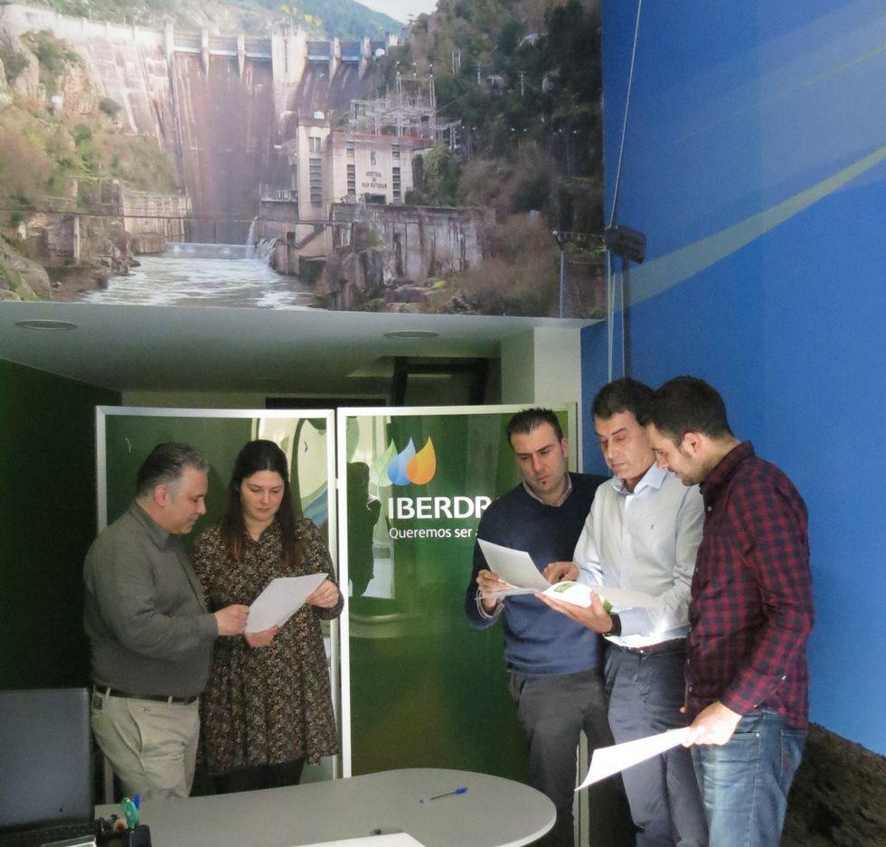 ¿Cómo elegir la mejor tarifa eléctrica?.La presa de Portas está en Vilariño de Conso