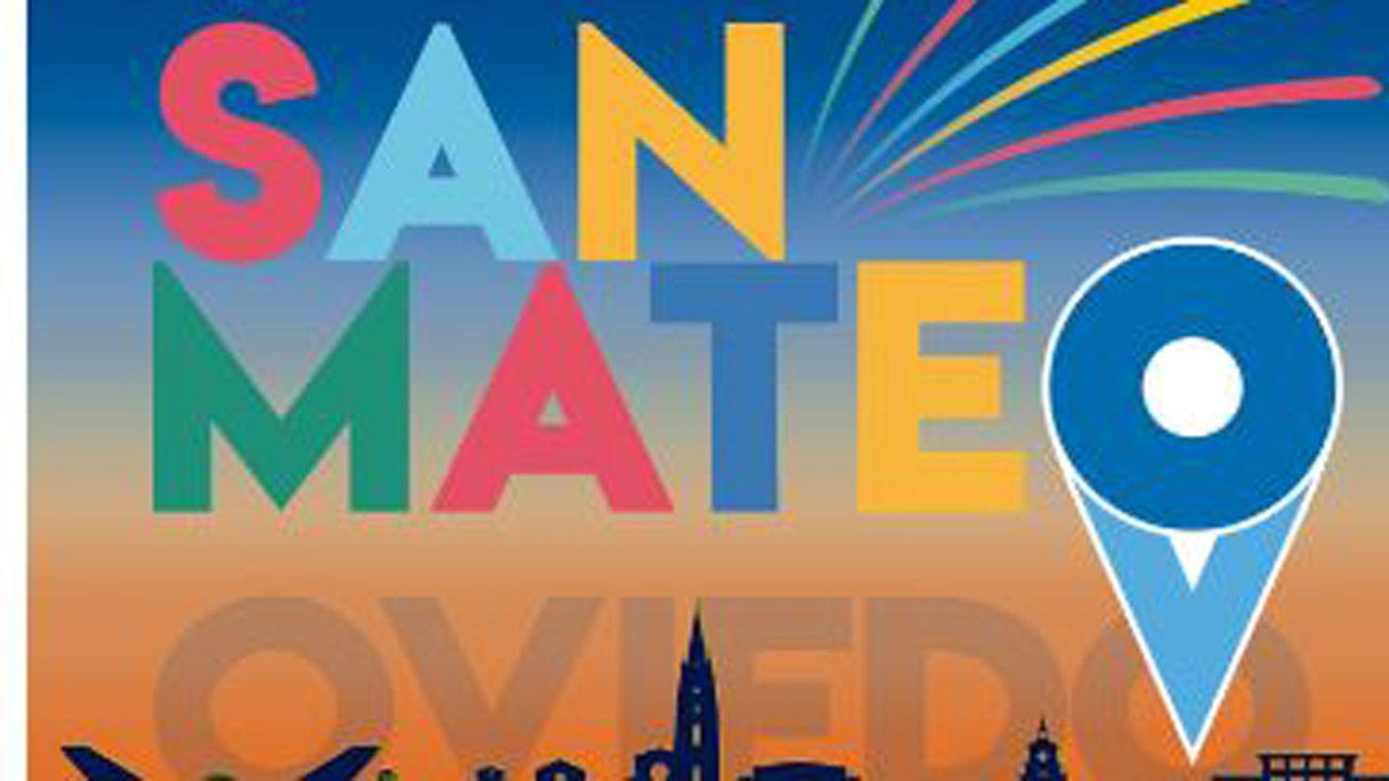 Preparativos de los chiringuitos de San Mateo 2019